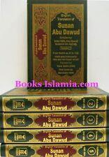 Sunan Abu Dawud Arabic / English (5 Volume Set)