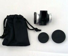 New 3in1 Fisheye Lens + Wide Angle + Micro Lens For Apple iphone 4 4s SILVER