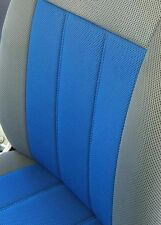 CLASSIC SYNTHETIC TWO FRONT CUSTOM CAR SEAT COVERS - SELECT MODEL and COLOR