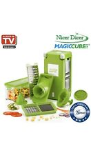 Nicer Dicer Magic Cube By Genius 12pcs Fruit And Vegetable Slicer As See On Tv