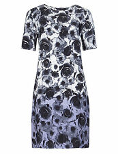 Marks and Spencer Party Tunic Floral Dresses for Women