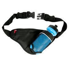 SPORT Hüfttasche mit Flaschenhalter Sidebag Seitentasche Bauchtasche Waist Bag
