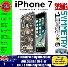 Genuine OtterBox Otter Box Symmetry iPhone 7 Case Cover Strong Tough Slim Clear