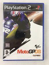 PS2 MotoGP 08, UK Pal, Brand New & Sony Factory Sealed