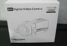 AADEKA FHD 1080P 24MP 16X Zoom Digital Video Camera Camcorder, NEW