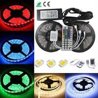 1-20M SMD 3528/5050/5630 Waterproof LED Strip Flexible Ribbon light Lighting 12V