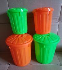 Tischabfalleimer mit Deckel Kosmetik Müll Abfall Bio Eimer 2L/4,5L Auswahl
