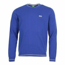 Jersey de hombre HUGO BOSS color principal azul