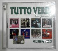 Doppio Cd Giuseppe Verdi  Tutto Verdi Va ' pensiero... Nuovo Sigillato