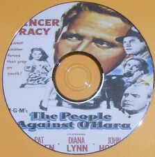 FILM NOIR 259: THE PEOPLE AGAINST O'HARA (1951) John Sturges, Spencer Tracy