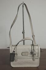 Damentaschen mit abnehmbaren Trageriemen und Deckelklappe Außenmaterial PVC