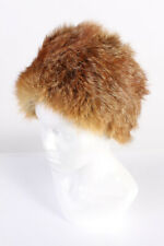 Vintage Fur Country Style Genuine Hat Cossack Winter Warm Retro Multi - HAT479