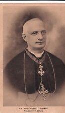 CATANIA: S.E. Mons. Carmelo Patane'