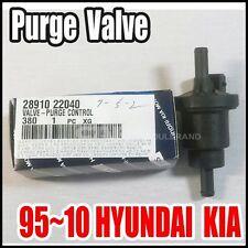 95-10 Tiburon Sonata Tucson Accent Elantra    Sporatge  Purge Valve 28910-22040