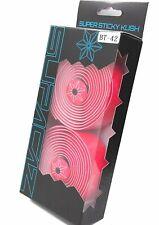 Supacaz Super Sticky Kush Bar Tape Handlebar Tape Hot Pink
