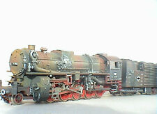 U329  Wehrmacht Panzerlok Lok BR 52 Kriegslok