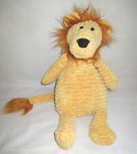 "Jellycat Cordy Roy Corduroy Lion Stuffed Animal Medium 15"" Yellow"