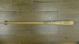 Willie Mays HOF Signed Baseball Bat with Steiner Sticker