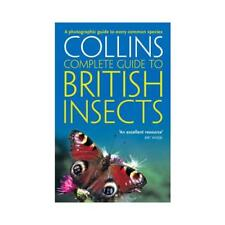 Collins Complete Guide to British Insects by Michael Chinery (author)