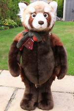Charlie Bears - Jung (Red Panda) - 2018 Collection - BNWT