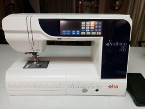 Elna Excellence 730 Pro Sewing Machine