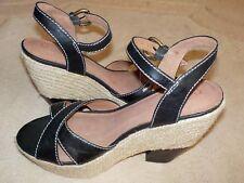 Womens Corso Como Wedge Espadrille Roxi Sandals Shoes 9.5 NWOT