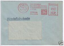 AFS, Elektromotorenwerk Dessau, 45 Dessau, Friesenstr., o Dessau, 45, 2.12.71