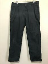 🔥 Mountain Hardware Mens Size 34 X 32 Gray Hiking Outdoor Pants 🔥