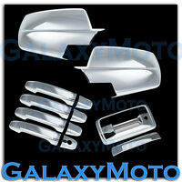 88-98 GMC k1500+k2500+k3500 Pickup truck Chrome ABS Tailgate Handle Cover
