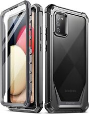 Poetic Guardian Case for Samsung Galaxy A02S full-Body Hybrid Shockproof Bumper