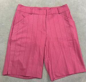 NWT NIKE GOLF FitDRY Golf Shorts Womens Size 8