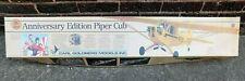 Vtg. Carl Goldberg Anniversary Edition Piper Cub Airplane Kit K-63 NEW