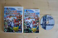 Wii - Super Smash Bros. Brawl - (OVP, mit Anleitung)