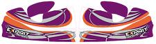 EXPRIT STYLE M4 NOSE CONE STICKER KIT - KARTING - OTK - JakeDesigns