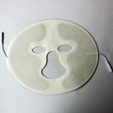 20 X cara electroterapia Masaje Almohadilla/Máscara para Tens/ems Masajeador arrugas eliminar