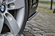 Heckansatz Diffusor Spoilerecken Seitenteile aus ABS für BMW 3er E90 M-Paket