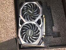 MSI GeForce GTX 1660 VENTUS XS 6G OC 6GB GDDR5 1830MHz Graphic Card
