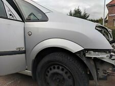 VAUXHALL MERIVA 2003-10 DRIVERS O/S WING IN SILVER