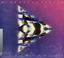 Michael Cassette - Temporarity [New CD] Spain - Import