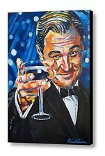 """I'm Gatsby"" Limited Edition Hand Embellished Canvas Art Print By Killian"