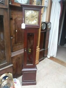 Superb Grandmother Westminster Chiming Clock  with chime /silent switch