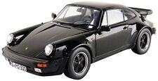 Porsche 911 (930) Turbo 3.3 1977 negro coche modelo 1 18 / Norev