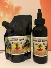 200ml- Buy 100ml Bottle And Get A Free 100ml Refill-JAMAICAN BLACK CASTOR OIL