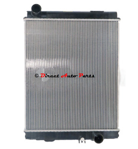 *NEW* RADIATOR for MITSUBISHI CANTER FUSO FE 7/8 83P 84P 2007-ON MT (525/438/48)