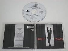 MICA PARIS/WHISPER A PRAYER(4TH & BROADWAY 74321 14553 2) CD ÁLBUM