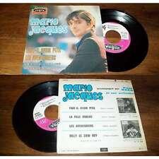 MARIO JACQUES - Faut Il Avoir Pitie French EP Sixties Pop 67'
