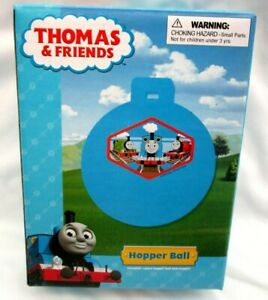 """Thomas the Train 15"""" Blue Bounce Hopper Ball (Styles and Colors May Vary)-New!"""