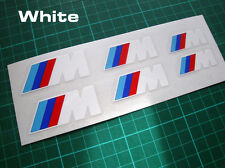 BMW M Premium brake caliper decals stickers pour M3 M4 M5. Diverses Options De Couleur