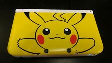 NINTENDO 3DS XL PIKACHU EDITION FAULTY SPARES OR REPAIR - POWER ISSUE