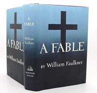 William Faulkner A FABLE  1st Edition 3rd Printing